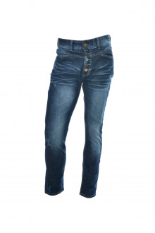 review denim front